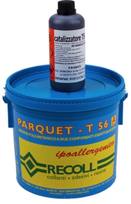 СПЕЦ!предложение Клей ICAR | RECOLL Parquet T56