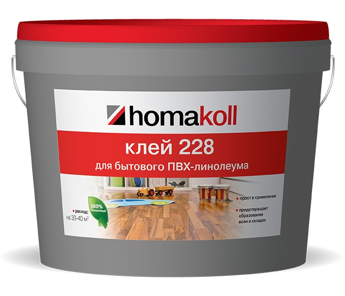 HOMA (homakoll) клей homakoll 228